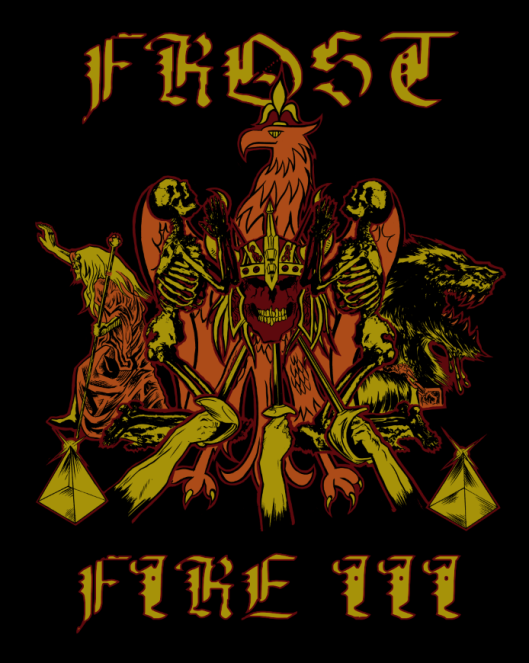 Frost and Fire logo